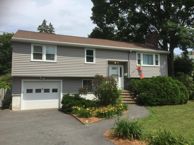 1 Warner Street, Hudson, MA 01749 (MLS #72258272) :: The Home Negotiators