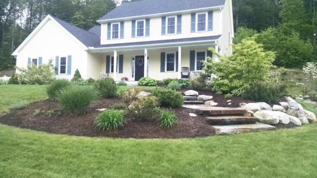 40 Draper Woods Rd, Sturbridge, MA 01518 (MLS #72258289) :: Carrington Real Estate Services