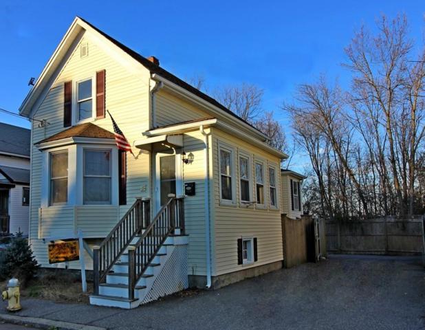 25 Planters Street, Salem, MA 01970 (MLS #72258291) :: Carrington Real Estate Services