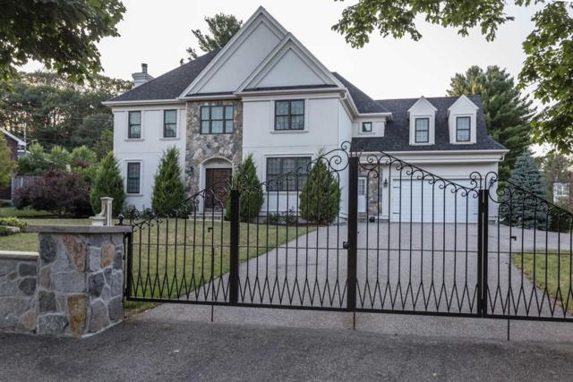 416 Brookline Street, Newton, MA 02459 (MLS #72258370) :: Vanguard Realty