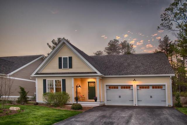 22 Winterberry Way #22, Plymouth, MA 02360 (MLS #72258784) :: Goodrich Residential