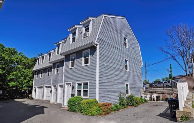 1 Clark St #8, Somerville, MA 02143 (MLS #72259002) :: Goodrich Residential