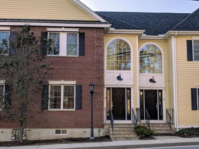 129 Cambridge #4, Burlington, MA 01803 (MLS #72259084) :: Exit Realty
