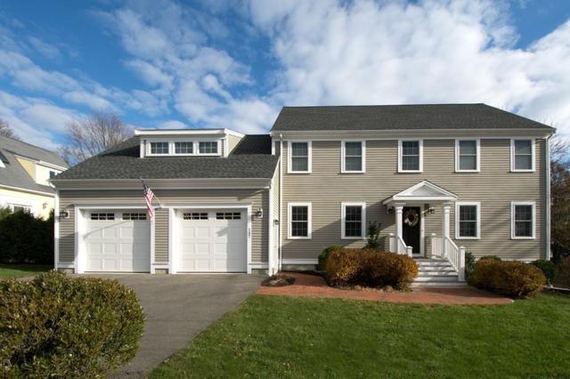 157 Wompatuck Rd, Hingham, MA 02043 (MLS #72259222) :: ALANTE Real Estate