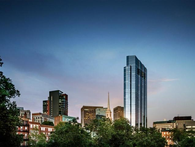 1 Franklin St #3710, Boston, MA 02110 (MLS #72259378) :: Ascend Realty Group