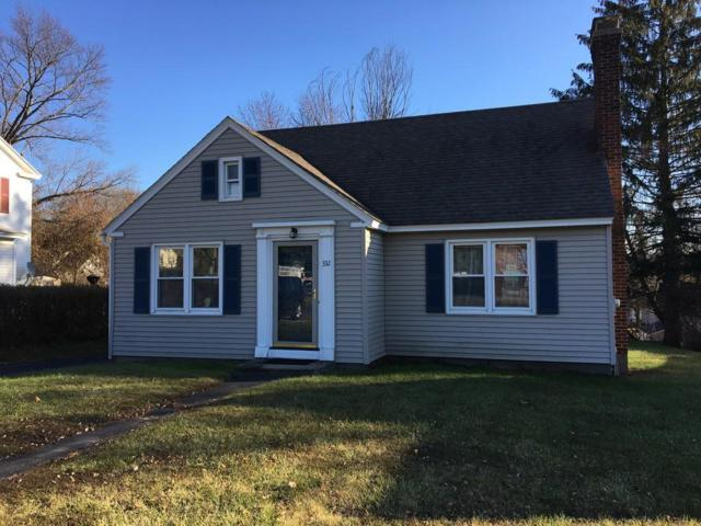 332 Dalton Ave, Pittsfield, MA 01201 (MLS #72259392) :: Goodrich Residential