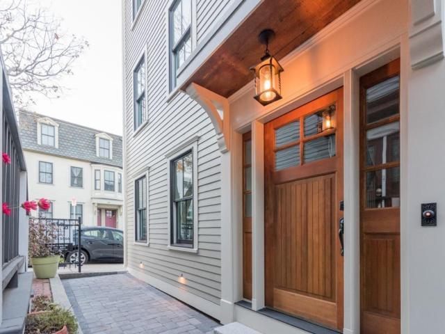 70 Green Street, Boston, MA 02129 (MLS #72259469) :: Goodrich Residential