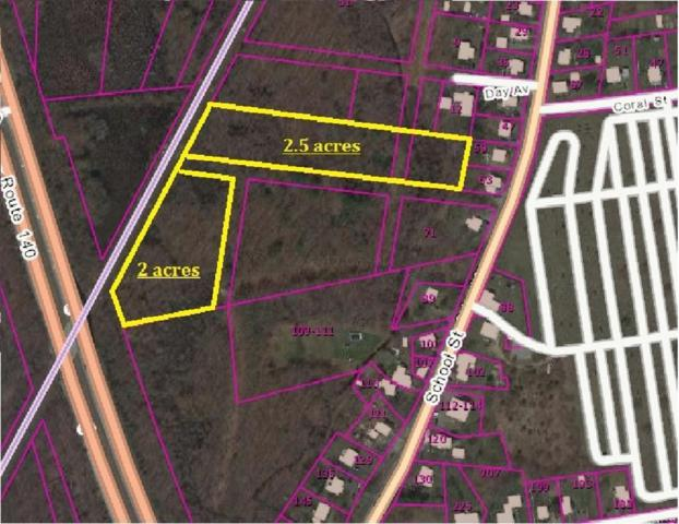 67 School, Mansfield, MA 02048 (MLS #72259595) :: ALANTE Real Estate