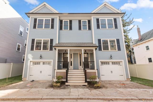 17 Haverford St. #17, Boston, MA 02130 (MLS #72259617) :: Vanguard Realty