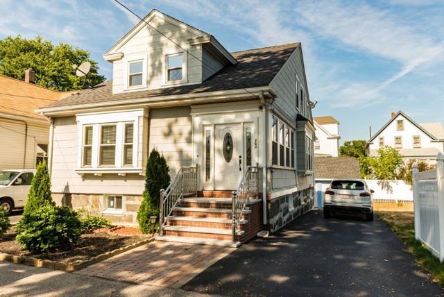 264 Belmont St, Quincy, MA 02170 (MLS #72259674) :: Hergenrother Realty Group