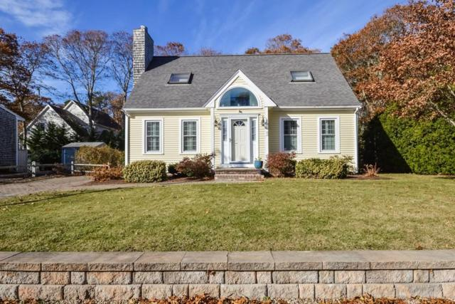 43 Uncle Edwards Rd, Mashpee, MA 02649 (MLS #72259863) :: Goodrich Residential