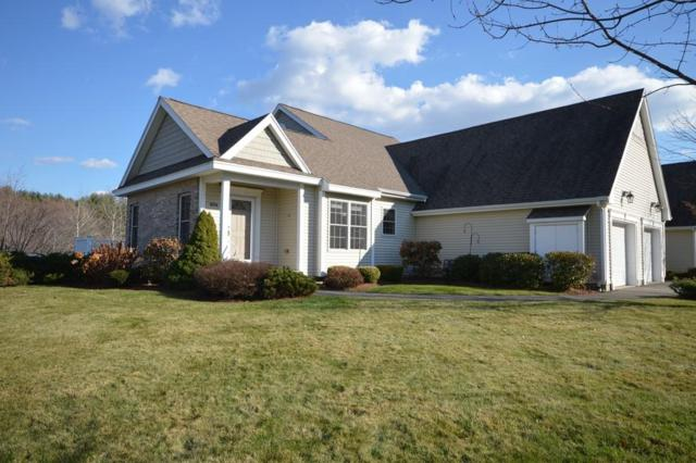 204 Autumn Ridge Drive #204, Ayer, MA 01432 (MLS #72259894) :: The Home Negotiators