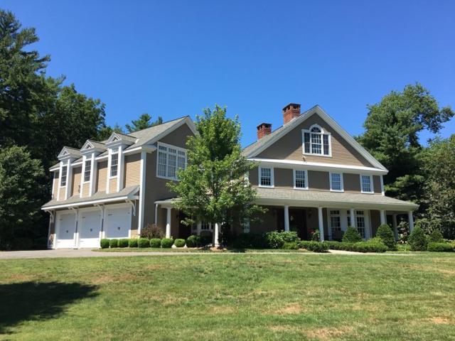 4 Clapp Brook Road, Norwell, MA 02061 (MLS #72259956) :: ALANTE Real Estate