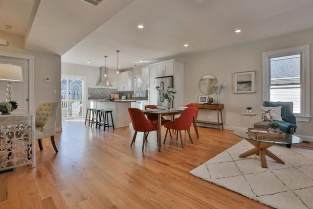 56 Vernon St #56, Somerville, MA 02145 (MLS #72260089) :: Goodrich Residential