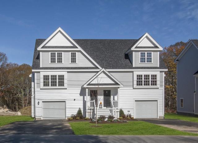 5 Craftsman Court #5, Grafton, MA 01560 (MLS #72260274) :: Westcott Properties