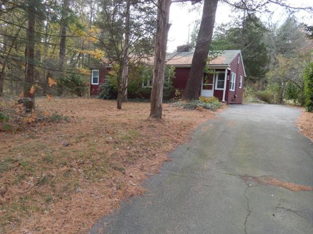 167 Cocasset St, Foxboro, MA 02035 (MLS #72260446) :: ALANTE Real Estate