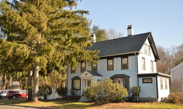1309 Washington St, Canton, MA 02021 (MLS #72260458) :: ALANTE Real Estate