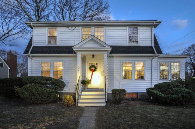 454 Main St, Hingham, MA 02043 (MLS #72260466) :: ALANTE Real Estate