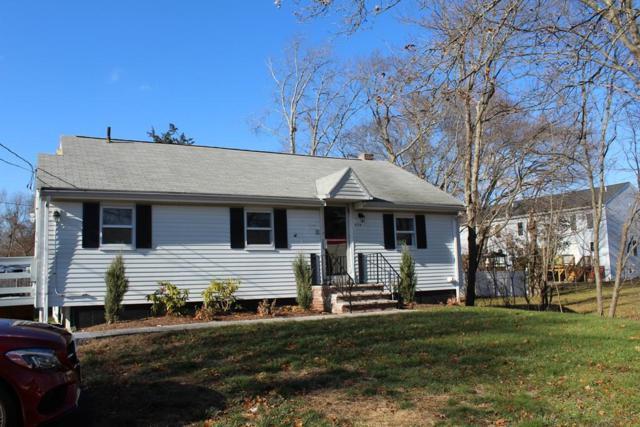 434 Bedford St, Whitman, MA 02382 (MLS #72260522) :: Keller Williams Realty Showcase Properties