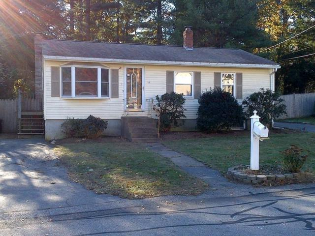 9 Kenneth Rd, Easton, MA 02356 (MLS #72260760) :: ALANTE Real Estate