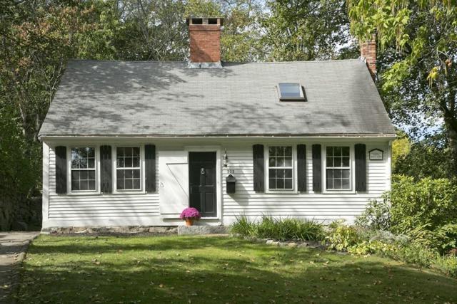 303 North Street, Hingham, MA 02043 (MLS #72260999) :: ALANTE Real Estate
