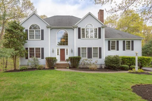 19 Old Stable Dr, Mansfield, MA 02048 (MLS #72261269) :: ALANTE Real Estate