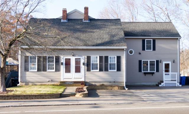 238-240 Washington St, Whitman, MA 02382 (MLS #72261356) :: Keller Williams Realty Showcase Properties