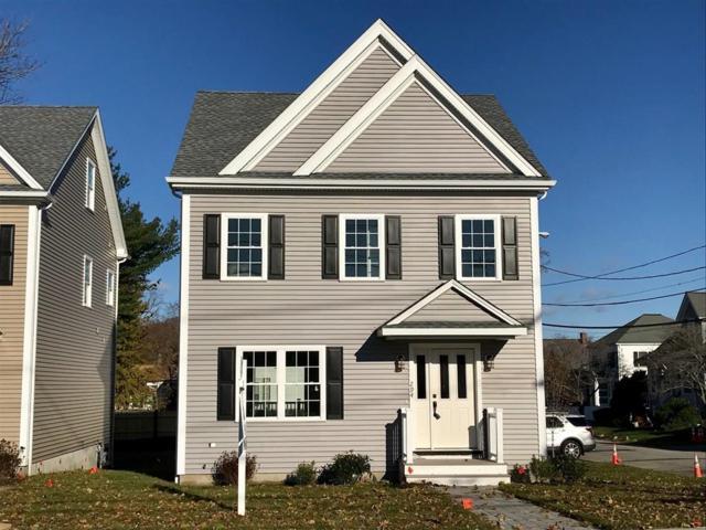 294 Warren Street, Waltham, MA 02451 (MLS #72261390) :: Vanguard Realty