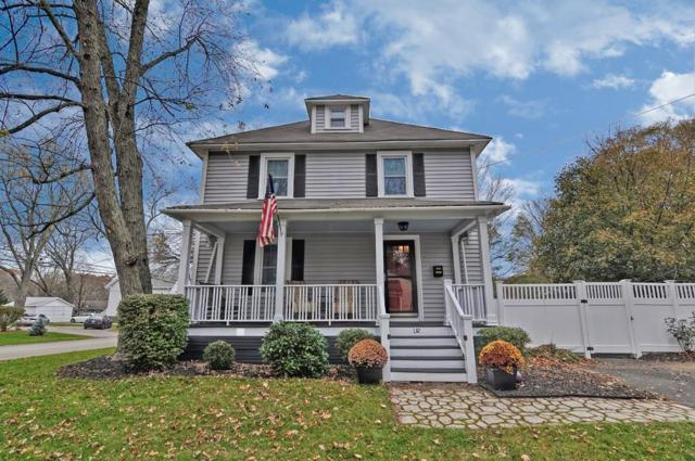 132 Grant St, North Attleboro, MA 02760 (MLS #72261533) :: Anytime Realty