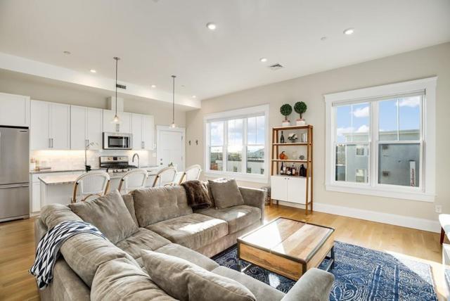 593 Somerville Avenue #3, Somerville, MA 02143 (MLS #72261819) :: Goodrich Residential