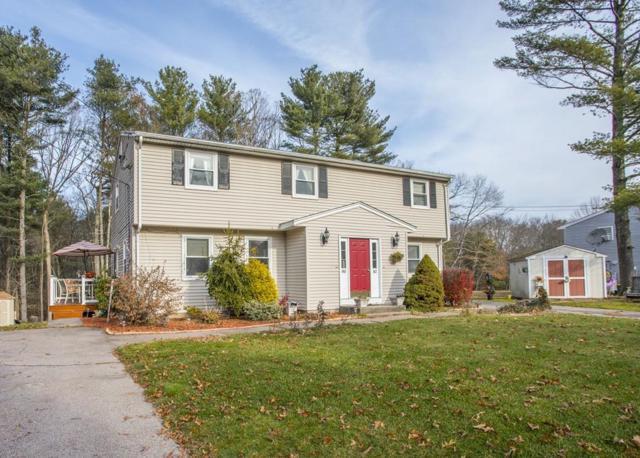 80 Pineneedle Ln #80, Mansfield, MA 02048 (MLS #72261860) :: ALANTE Real Estate