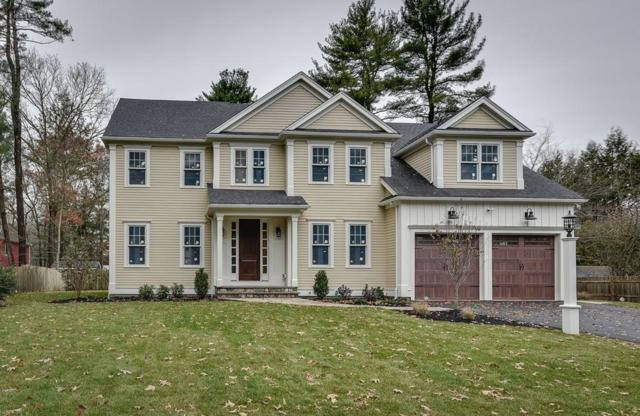 11 Marigold Ave, Wellesley, MA 02481 (MLS #72262066) :: Ascend Realty Group