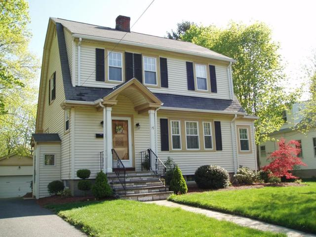 17 Lawrence Rd, Wellesley, MA 02482 (MLS #72262133) :: Ascend Realty Group