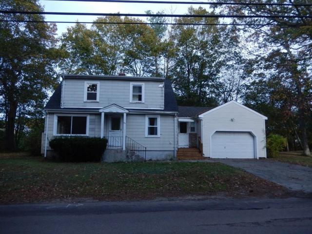 69 N Washington St, Norton, MA 02766 (MLS #72262163) :: ALANTE Real Estate