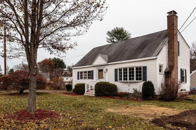 21 Hathaway Rd, Wilmington, MA 01887 (MLS #72262175) :: Exit Realty
