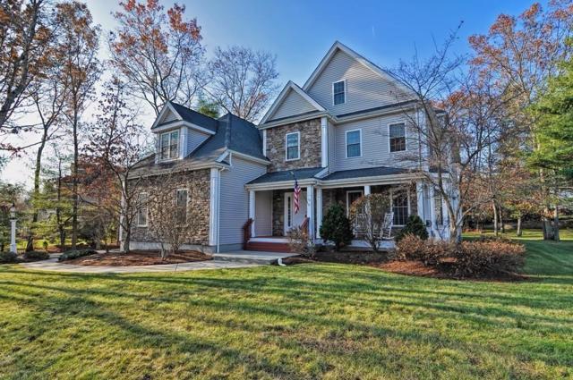 54 Lenox Drive, Franklin, MA 02038 (MLS #72262191) :: Goodrich Residential