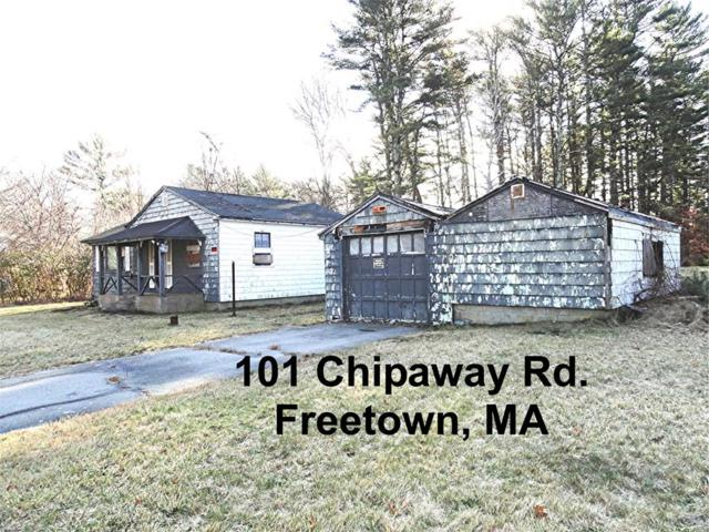 101 Chipaway Road, Freetown, MA 02717 (MLS #72262206) :: Commonwealth Standard Realty Co.