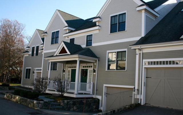 45 Courtyard Place #45, Lexington, MA 02420 (MLS #72262378) :: Commonwealth Standard Realty Co.