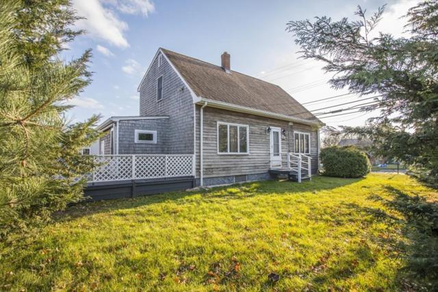205 Sconticut Neck Rd, Fairhaven, MA 02719 (MLS #72262486) :: Goodrich Residential