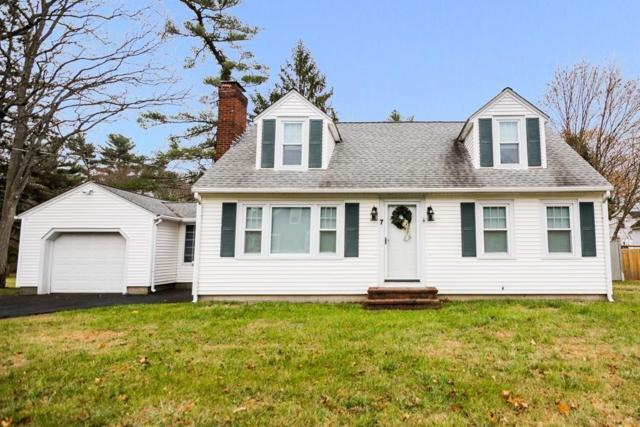 7 Oak St, Raynham, MA 02767 (MLS #72262499) :: ALANTE Real Estate