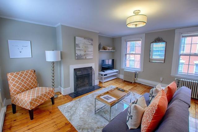 76 Revere Street #2, Boston, MA 02114 (MLS #72262598) :: Ascend Realty Group