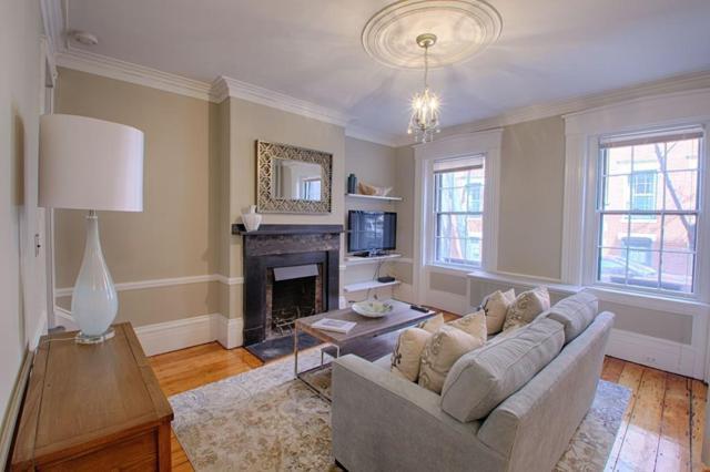 76 Revere Street #1, Boston, MA 02114 (MLS #72262601) :: Ascend Realty Group