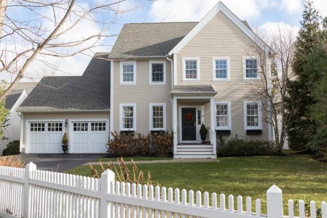 12 Bridge Gate, Plymouth, MA 02360 (MLS #72262645) :: ALANTE Real Estate