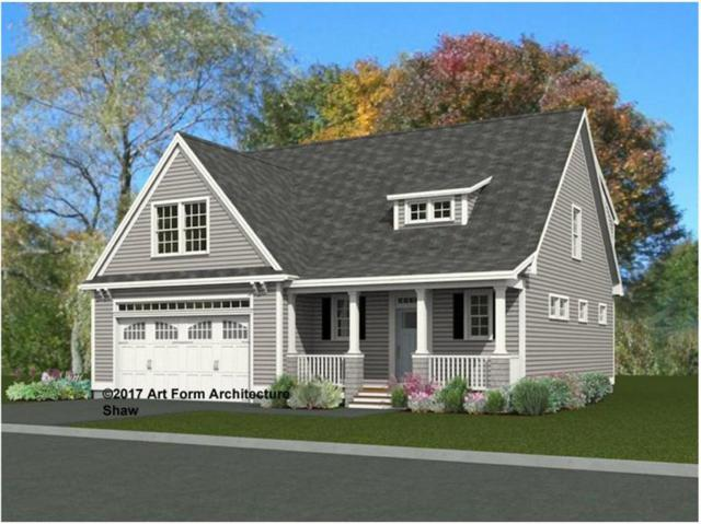 90 Black Horse Place #16, Concord, MA 01742 (MLS #72262878) :: Goodrich Residential