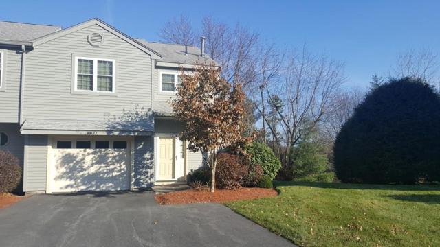 406 Ridgefield Circle D, Clinton, MA 01510 (MLS #72262937) :: The Home Negotiators