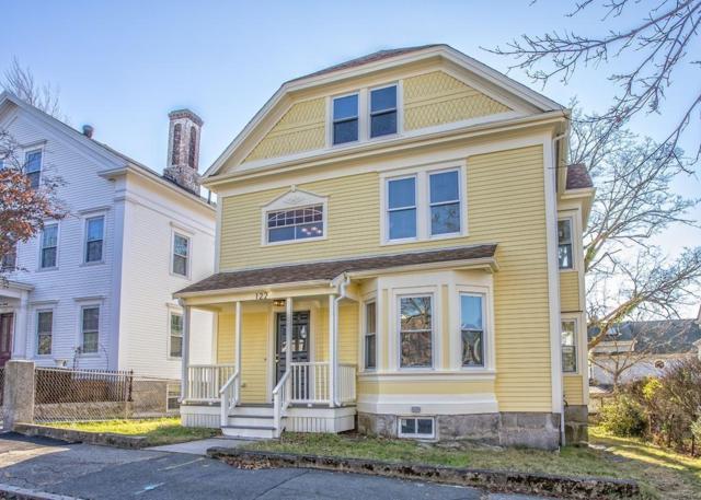 122 Bedford Street, New Bedford, MA 02740 (MLS #72263157) :: Lauren Holleran & Team