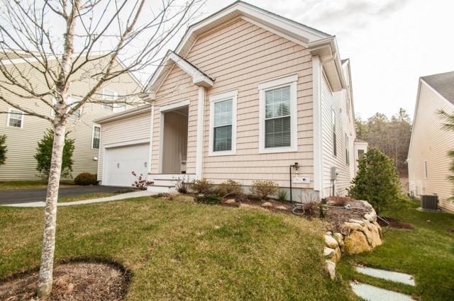 16 Kensington #320, Plymouth, MA 02360 (MLS #72263409) :: ALANTE Real Estate