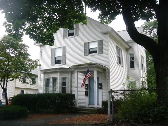 36 Pratt St, Framingham, MA 01702 (MLS #72263433) :: Exit Realty