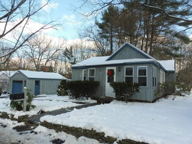 9 Willard Rd, Ashburnham, MA 01430 (MLS #72263489) :: Goodrich Residential