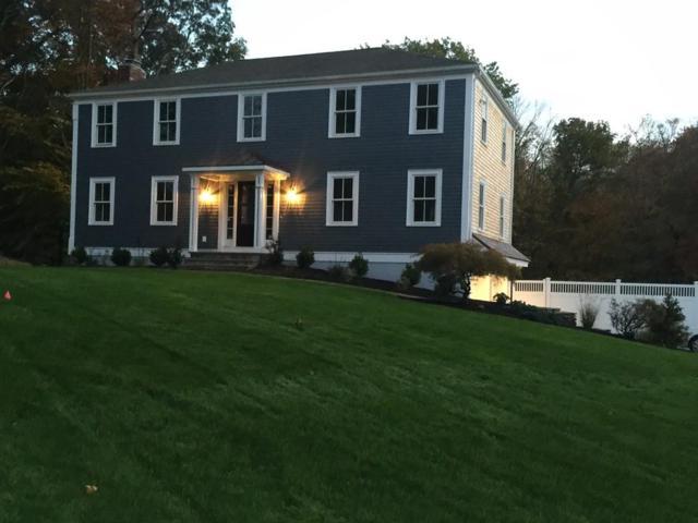 49 Wanders Dr, Hingham, MA 02043 (MLS #72263752) :: ALANTE Real Estate